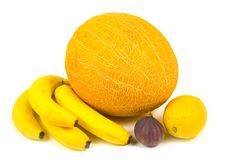 Fig Bananas Ripe Tasty Stock Photo