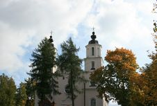 Free Church In Lithiania Stock Photography - 6548982