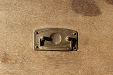Free Handle On A Drawer Royalty Free Stock Photo - 65433145