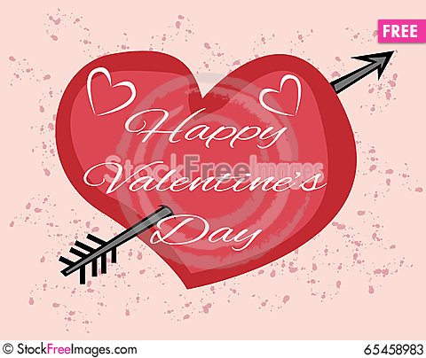 Happy Valentine Day - Free Stock Images & Photos - 65458983 ...