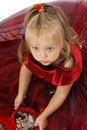 Free Portrait Of The Beautiful Girl Stock Photo - 6551900