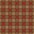 Free Seamless 3d Tile Pattern Royalty Free Stock Images - 6554809
