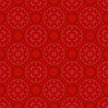 Free Seamless Ornament Tile Pattern Stock Photo - 6555370