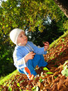 Free Little Boy Play Stock Photos - 6555633