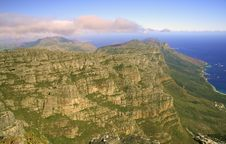 Twelve Apostles Mountains Stock Images