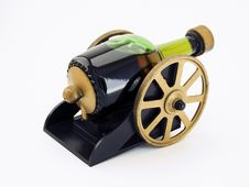 Free Drunk Cannon Royalty Free Stock Images - 6550599