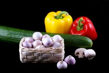 Free Vegetables. Stock Photography - 6550882