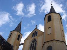 Free Old Church Stock Image - 6551311