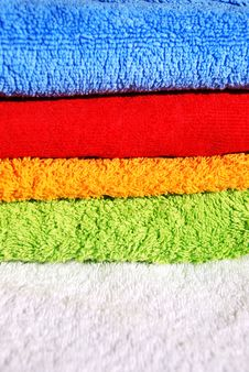 Free Towels Royalty Free Stock Image - 6552806