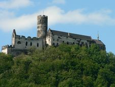 Free Ruins Of The Castle Royalty Free Stock Images - 6553649