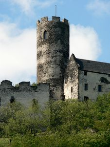 Free Ruins Of The Castle Stock Photography - 6553702