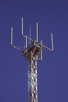 Free Antenna Royalty Free Stock Photo - 6553835