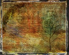 Free Abstract Grunge Background Stock Image - 6554311