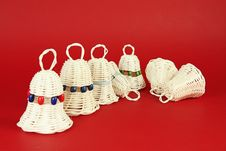Free Christmas Bells Stock Images - 6554444