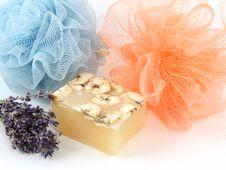 Free Handmade Soap Stock Photo - 6554520