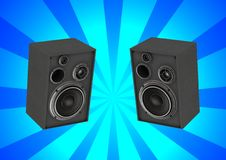 Audio System Stock Images