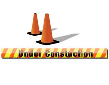 Free Under Construction Stock Photography - 6556222