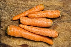 Free Bunch Of Carrots Stock Photography - 6556262