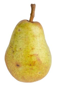 Free Pear Isolated Royalty Free Stock Image - 6556856