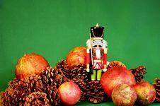 Free Nutcracker Christmas Stock Photo - 6557590