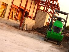 Free Construction Yard Royalty Free Stock Photography - 6557777