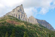Free Mountain In Rockies Royalty Free Stock Photos - 6557838