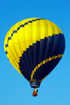 Free Hot Air Balloon Competition Royalty Free Stock Images - 6557999