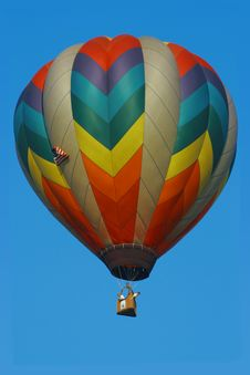 Free Hot Air Balloon Competition Stock Images - 6558084