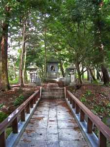 Free Japanese Shrine Stock Images - 6558104