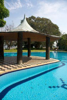 Free Swimming Pool Royalty Free Stock Image - 6559036