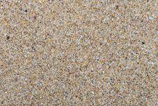 Free Seasand Texture Stock Photo - 6559090