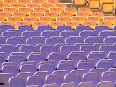 Free Seats Royalty Free Stock Image - 6559496
