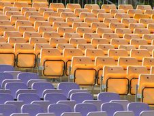 Free Empty Seats Royalty Free Stock Photo - 6559625