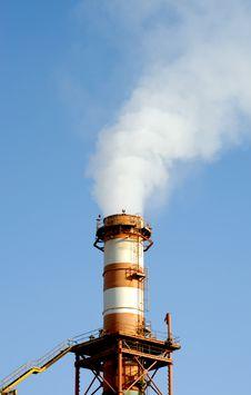 Free Smoke Pipe Stock Photo - 6559870