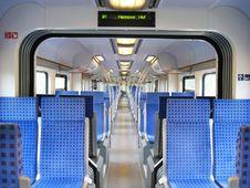 Free Train Of German Railways Stock Photos - 6559983