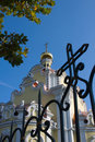 Free The Temple In Honor Ofthe Icon Ofthe Mother Of God Royalty Free Stock Images - 6560939