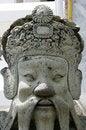 Free Royal Palace Bangkok Warrior Stock Image - 6564091