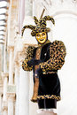 Free A Man In Costume At The Venice Carnival Royalty Free Stock Images - 6566289