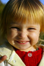 Free Portrait Of Cute Little Girl Royalty Free Stock Photo - 6566845