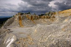 Free Stone Mine Stock Photo - 6560610