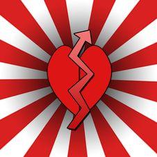 Free Broken Heart Stock Photo - 6560710