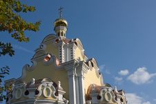 Free The Temple In Honor Ofthe Icon Ofthe Mother Of God Royalty Free Stock Photography - 6561017