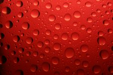 Free Red Drop Royalty Free Stock Image - 6561056