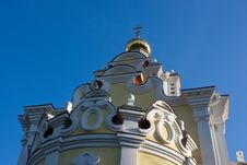Free The Temple In Honor Ofthe Icon Ofthe Mother Of God Stock Images - 6561104