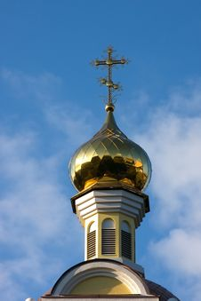 Free The Temple In Honor Ofthe Icon Ofthe Mother Of God Stock Photography - 6561152