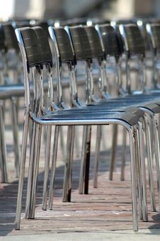 Free Chairs Royalty Free Stock Images - 6561299