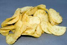 Free Potato Chips Royalty Free Stock Photos - 6561608