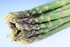 Free Asparagus Bunch Stock Photo - 6561620