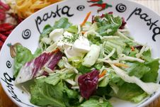 Free Mixed Salad Stock Image - 6562361
