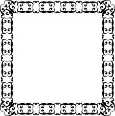 Free Abstract Frame Royalty Free Stock Photo - 6562575